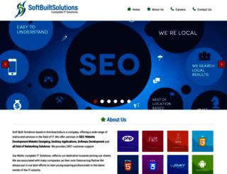 softbuiltsolutions.com screenshot