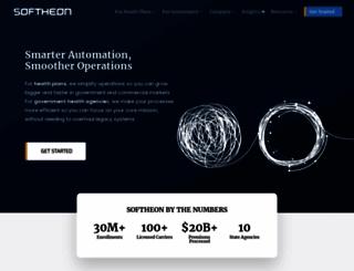 softheon.com screenshot