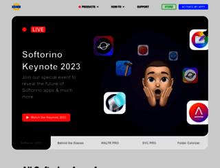 softorino.com screenshot