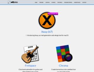 softpress.com screenshot