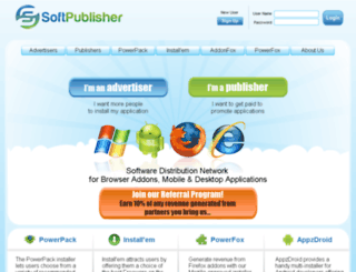 softpublisher.com screenshot