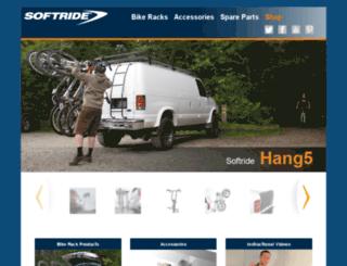 softride.com screenshot