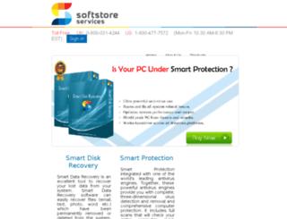 softstoreservices.com screenshot