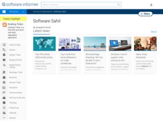 software-sahil.software.informer.com screenshot
