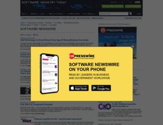 software.einnews.com screenshot