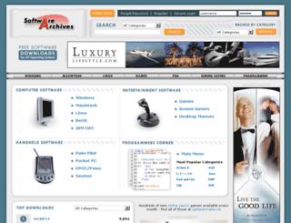 softwarearchives.com screenshot