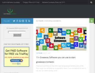 softwarecontest.com screenshot