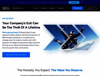 softwareequity.com screenshot