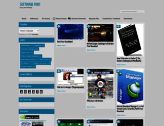 softwareport.blogspot.in screenshot