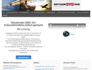 softwaresysteme.de screenshot
