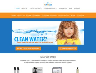 softwaterplusaz.com screenshot