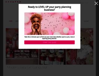 soiree-eventdesign.com screenshot