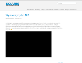 sokaris.pl screenshot