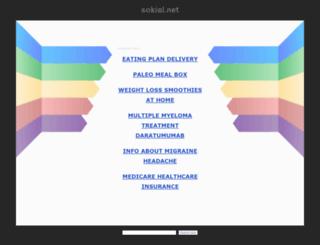 sokial.net screenshot