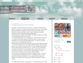 solangeallergies.blogspot.com screenshot