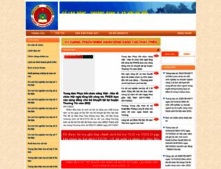 solaodong.hanoi.gov.vn screenshot
