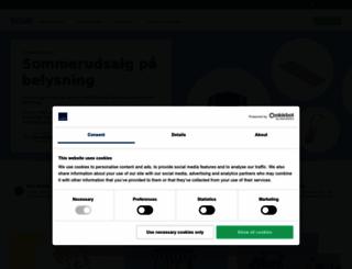 solar.dk screenshot