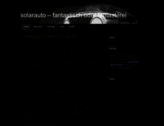 solarauto.biz screenshot