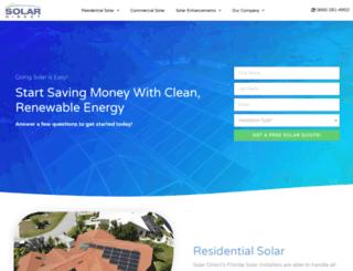 solardirect.calls.net screenshot