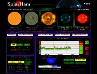 solarham.net screenshot