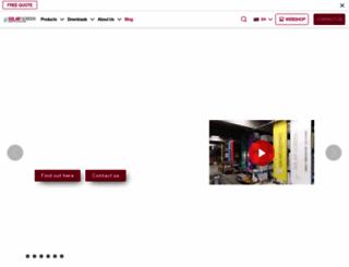 solarscreen.eu screenshot