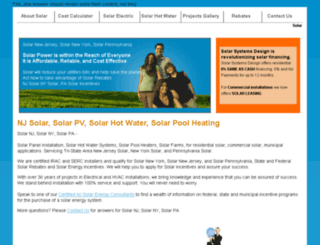 solarsystemsdesign.com screenshot