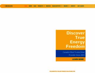 solarwyse.ca screenshot