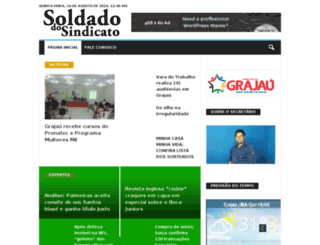 soldadodosindicato.com screenshot