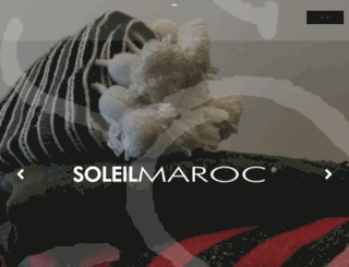 soleilmaroc.it screenshot