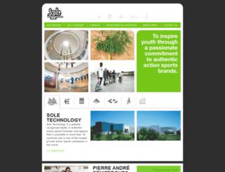 soletechnology.com screenshot