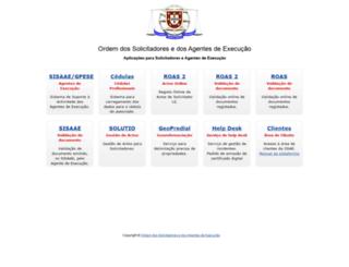 solicitador.org screenshot
