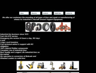 solid-tire.com screenshot