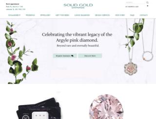 solidgold.com.au screenshot