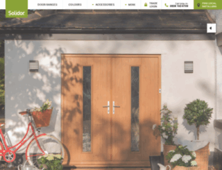 solidor.co.uk screenshot