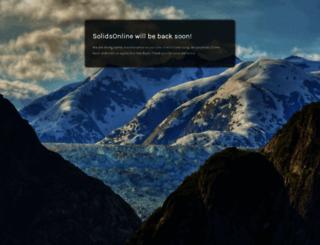solidsonline.com screenshot