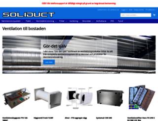 soliduct.com screenshot