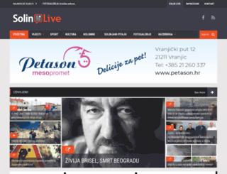 solin-live.com screenshot