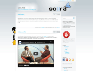 solira.org screenshot