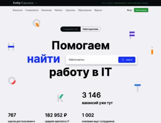 solodovnikovyuriy.moikrug.ru screenshot