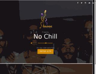 sologicentertainment.com screenshot