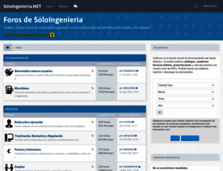 soloingenieria.net screenshot
