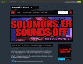 solomonster.podbean.com screenshot