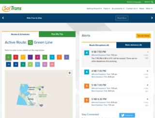 soltransride.com screenshot