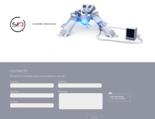 soluciones-sid.com.ar screenshot