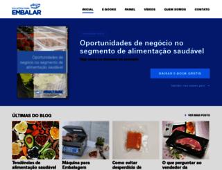 solucoesparaembalar.com.br screenshot
