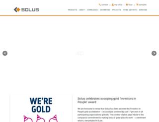 solusceramics.com screenshot