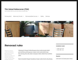 solusirumahbocor.com screenshot