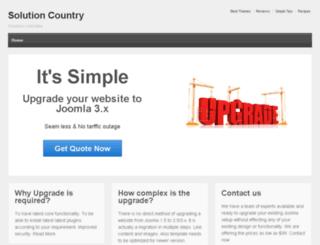 solutioncountry.com screenshot