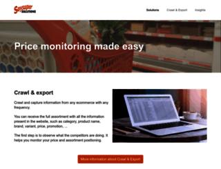 solutions.soysuper.com screenshot