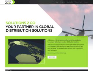 solutions2go.ca screenshot